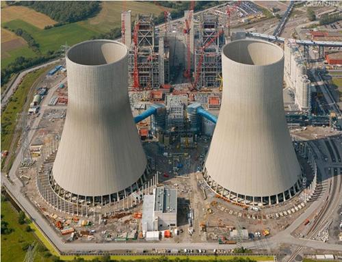 Armenian Power Plant